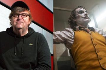 Michael Moore nombra a Joker como la película más importante de...