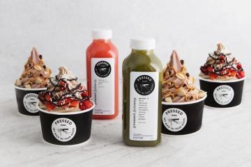 Pressed Juicery en San Diego regalará helados veganos y jugos por...
