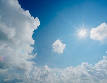 Fin de semana comenzará con caluroso viernes a 29°C