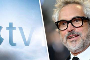 Apple TV+ contará con series exclusivas de Alfonso Cuarón