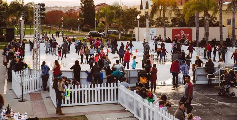 Pista de hielo Rady Childrens llega a San Diego en noviembre