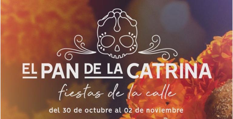 Festival El Pan de la Catrina será verbena en honor a los muertos