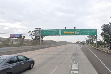 Autopistas 5 y 805 de San Ysidro tendrán cierres nocturnos