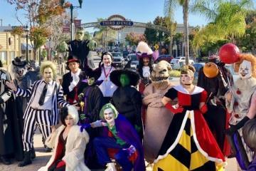 Los villanos invadirán esta calle en Chula Vista