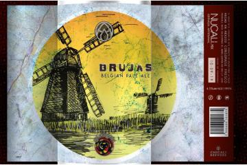 Brujas Belgian Pale Ale the new great craft-beer from the region!