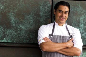 Carlos Gaytán es el primer chef mexicano en obtener estrella...
