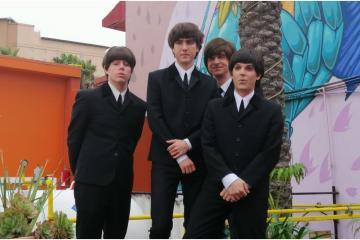La Beatlemania ya está en el Hotel Festival Plaza de Rosarito