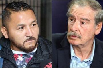 El Mijis llamó fanático e HDP a Vicente Fox por sus comentarios...