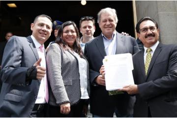 Toda la oposición ha presentado recurso legal contra El Bonillazo