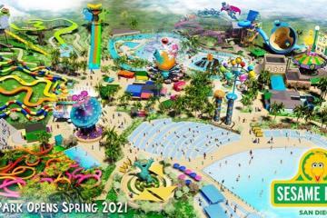 Chula Vista tendrá parque de Plaza Sésamo