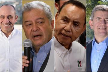 4 de los 5 ex candidatos por gubernatura de BC presentaron Amicus...