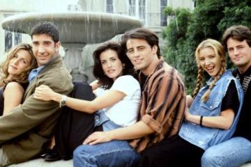 Confirma Jennifer Aniston el regreso de Friends