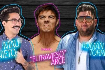 """Mau Nieto y """"El Travieso"""" presentarán podscast en vivo..."""