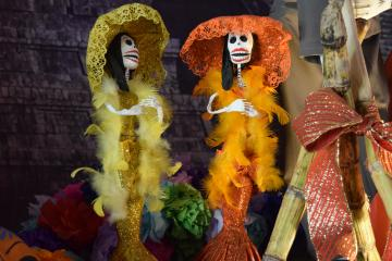 The origin of the Day of the Dead