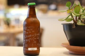 6 beneficios de tomar la bebida china Kombucha