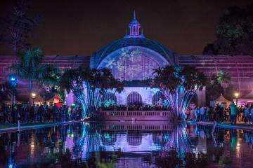 December Nights are back in Balboa Park
