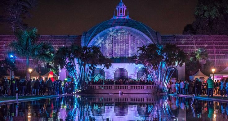 Balboa Park traerá la magia navideña con December Nights - SanDiegoRed