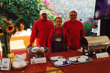Muere Rosa María Plascencia promotora gastronómica de Baja...