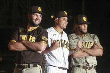 Fans enloquecen con nuevo uniforme de los Padres de la temporada 2020
