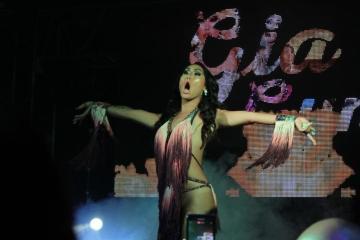 Gia Gunn Drag Queen de RuPauls regresa a Tijuana