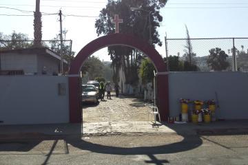 Darán recorridos en Panteón #1 de Tijuana