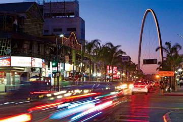 Tijuana, una ciudad bilingue