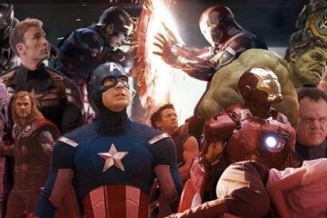 16 películas de Marvel que estarán en Disney Plus