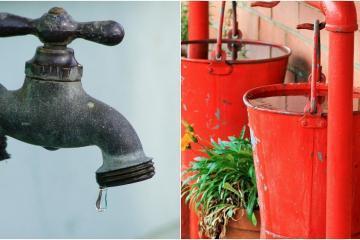 Colonias que se quedarán sin agua este jueves en Tijuana