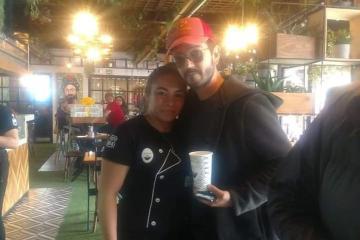 Diego Luna visitó Tijuana