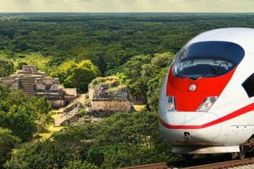 Impuesto a turistas pagará Tren Maya: AMLO