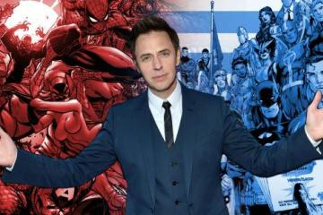 James Gunn cree posible una película de DC vs Marvel