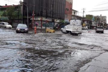 Recomendaciones ante los tres días de lluvia en Tijuana