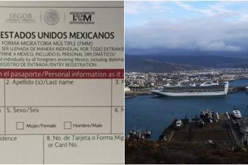 Estadounidenses también deben sacar permiso para visitar Baja...
