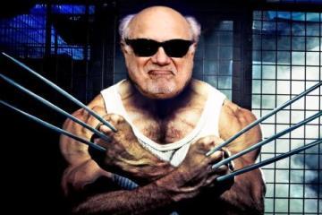 Miles de personas quieren a Danny DeVito como Wolverine en reboot