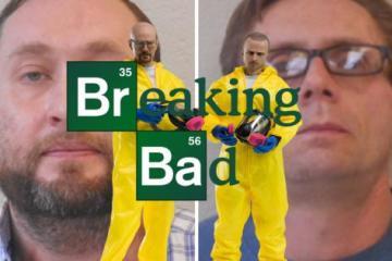 Breaking Bad se vuelve real: Dos maestros son detenidos por...