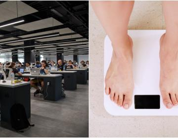 Office workers may get health problems in the future