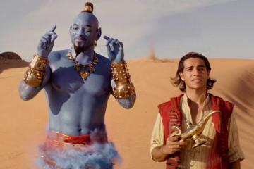 """Aladdin"" se proyectará gratis en Tijuana"