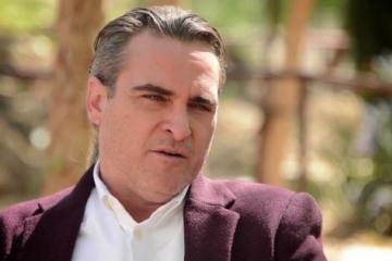PETA nombra Persona del Año a Joaquin Phoenix