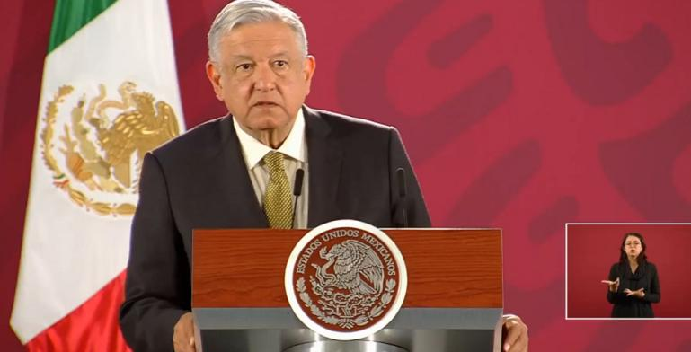 "AMLO respeta que TEPJF declare inconstitucional la ""Ley..."