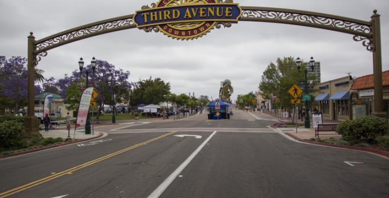 """Chula Vista es la única ciudad certificada como """"acogedora de..."""