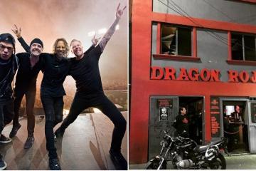 Tijuana perderá el control con tributo a Metallica