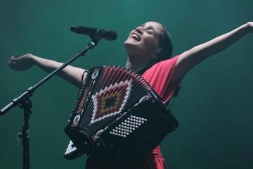 Julieta Venegas dará concierto gratuito en Tijuana