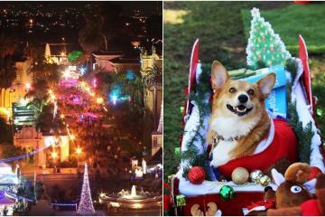 7 eventos en San Diego que te contagiarán el espíritu navideño