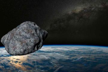 Two asteroids will travel near the earth this December