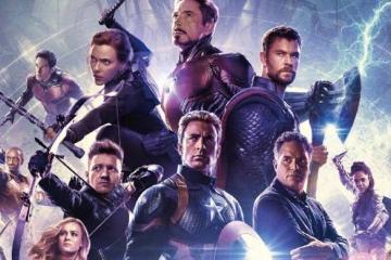 Avengers: Endgame es la película con más errores del 2019