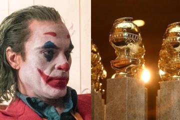 Joker obtiene 4 nominaciones en los Globos de Oro