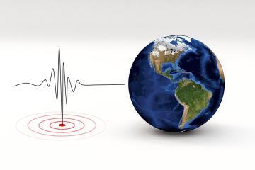 Se registra sismo de 4.2 cerca de Ensenada