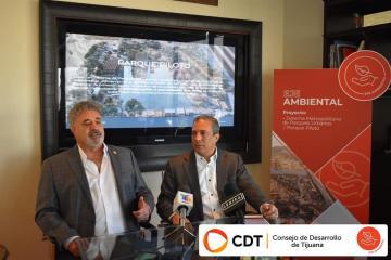 CDT busca desarrollo  medioambiental en Tijuana