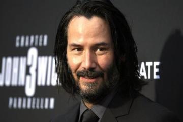 21 de mayo es reconocido  como el Día de Keanu Reeves