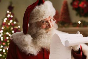 Santa Claus entregará  juguetes en Tijuana